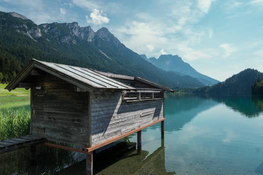Lake Hinterstein