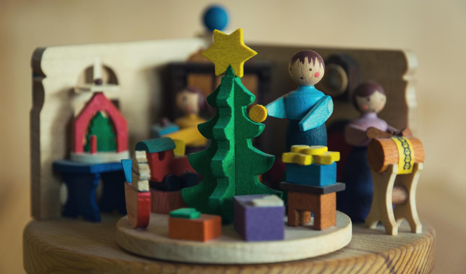 Christmas Preparation by nukleosDesign