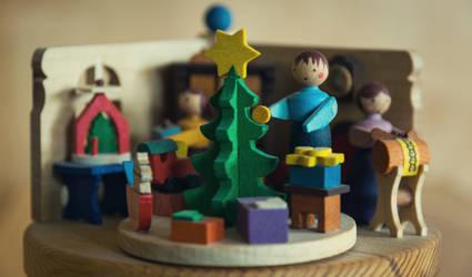 Christmas Preparation by j-heuer