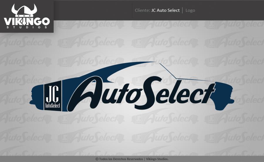 Logo jc auto select by vikingostudios on deviantart for Jc motors used cars