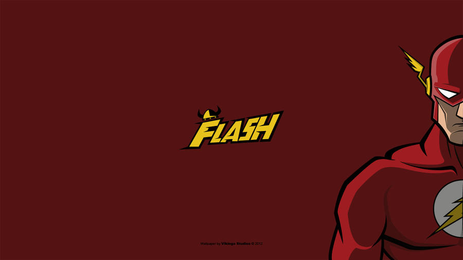 Flash Wallpaper By Vikingostudios