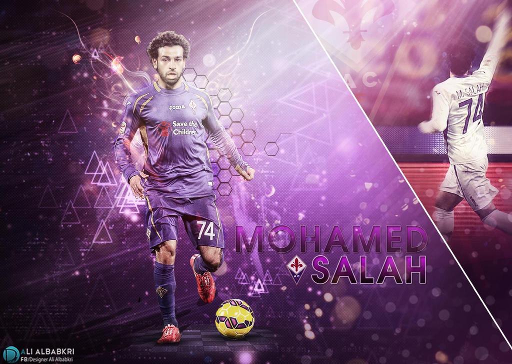 Mohammed Salah Wallpaper By Ali-Albabkri On DeviantArt