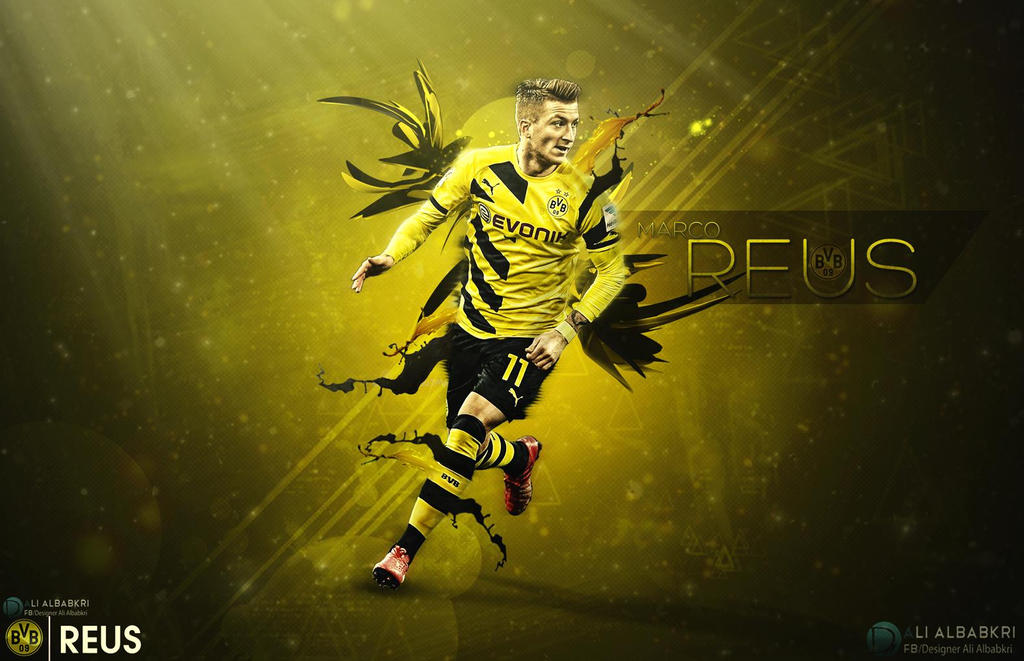 Marco reus wallpaper by ali albabkri on deviantart marco reus wallpaper by ali albabkri voltagebd Images