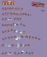 Rurouni Kenshin LSW Sheet by LukasAhl1
