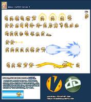 Super Saiyan 3 Goku by LukasAhl1