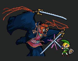 Link v. Ganondorf