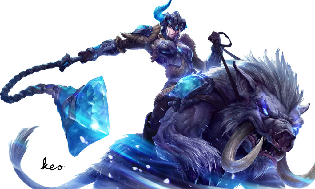 League of legends sejuani render by aliasear on deviantart league of legends sejuani render by aliasear voltagebd Choice Image