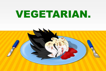 Vegetarian by Hatecold