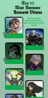 Favorite Villains Meme
