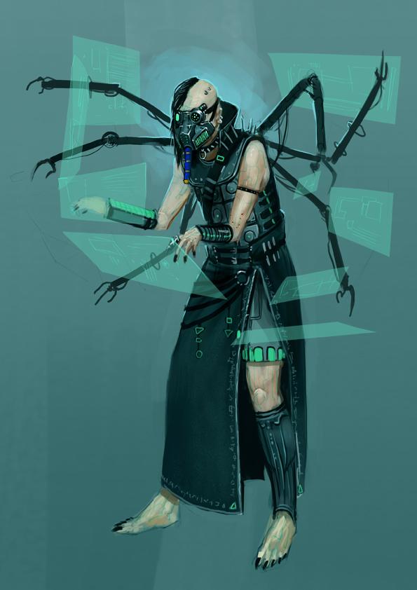 Mind Architect by Kamikazuh