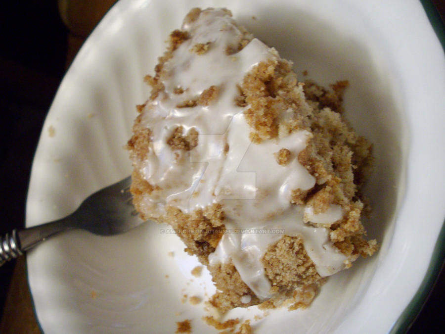 Cinnabon Coffee Cake