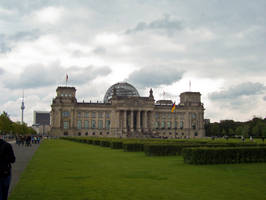 Berlin Reichstag by Kaldrax