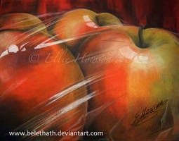 Apples by Belethath
