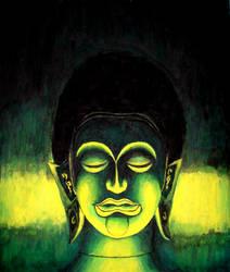 Lord Buddha by ShikharSrivastava
