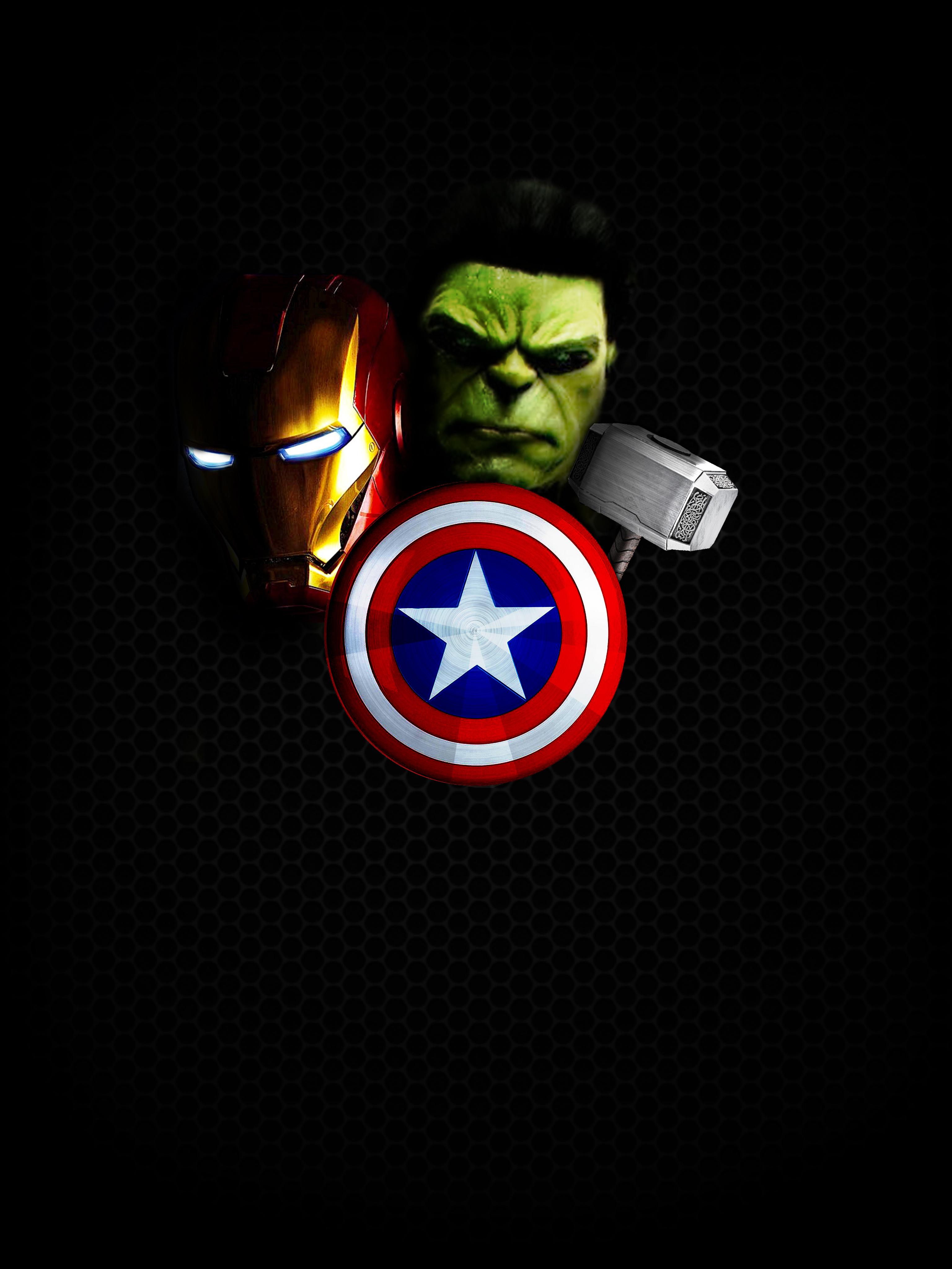 shikharsrivastava avengers hd ipadiphoneandroid wallpaper by shikharsrivastava