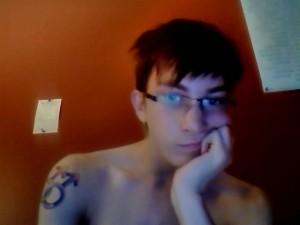 I am a gay activist who loves tattoo art ...