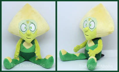 Peridot by The-PlushAholic