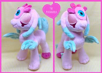 Pink Creature OC