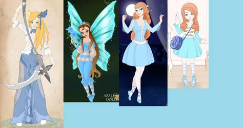 Crystal2 Dolls