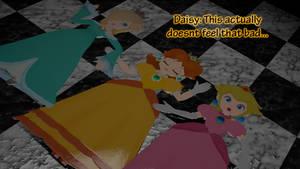 3 Flat princesses