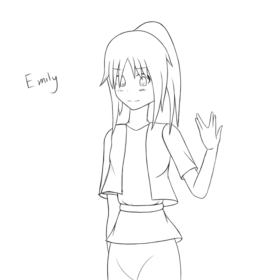 Emily's New look by DaAussie