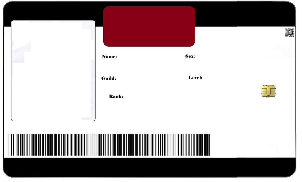 Id card blank by tanugi on deviantart for Blank id template