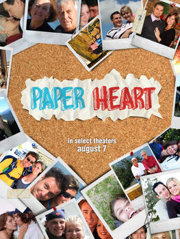 Paper Heart Poster Entry 2