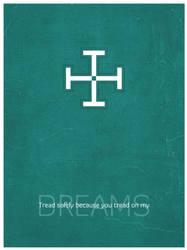 Equilibrium Typography Quote Movie Poster