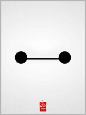 Baymax-poster-low by ThePhoenixWave