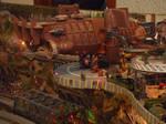 Steampunk Dropship Ulysses II