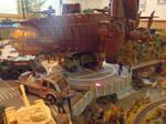 Steampunk Dropship Ulysses IV