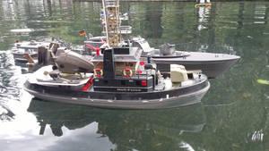 Navy Tugboat...
