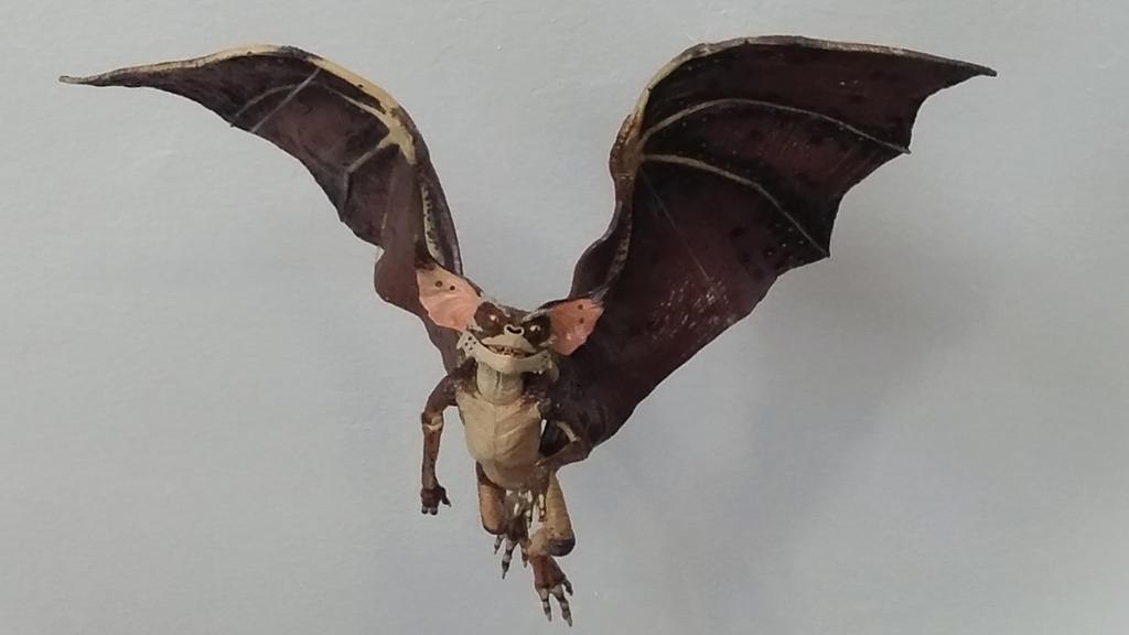 Bat Gremlin... by Krulos
