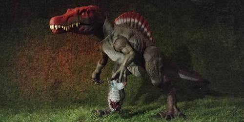 Spinosaurus Matteliensis.. by Krulos