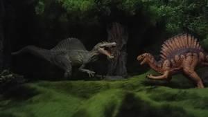 Spinosaurus vs Spinosaurus...