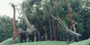 Brachiosaurus...