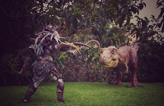 Predator vs Predator...