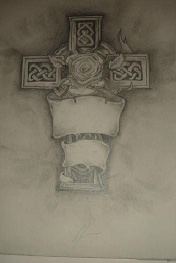 Cross by DerverkrueppelteIre