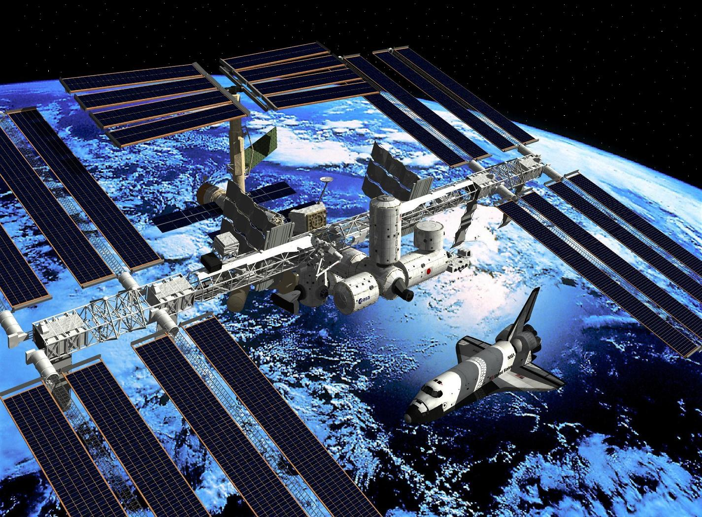 Iss Space Station Location, Iss, Free Engine Image For ...