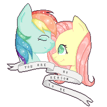 .:you are my reason to be:. by veincchi