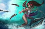 Surfer Irelia