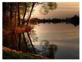 Durowskie lake