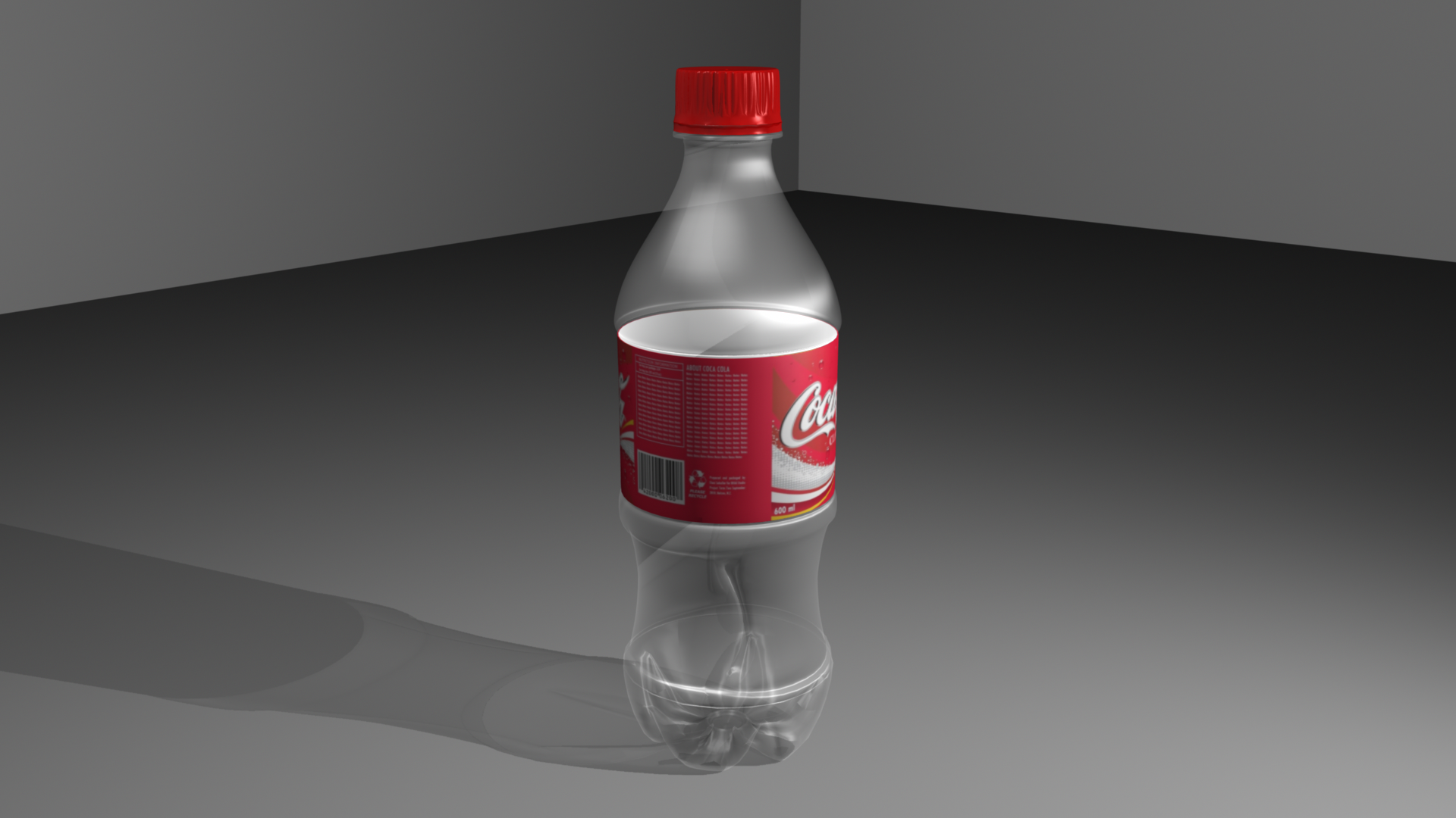 Coke Bottle Png Plastic Bottle of Coke