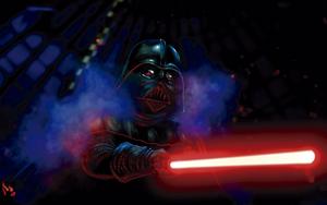 Lord Vader by MrTuRn