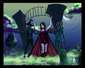 Halloween PPG by MrTuRn