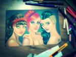 Pastel Girls