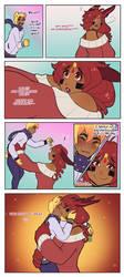 Kissmas by RedRabbu