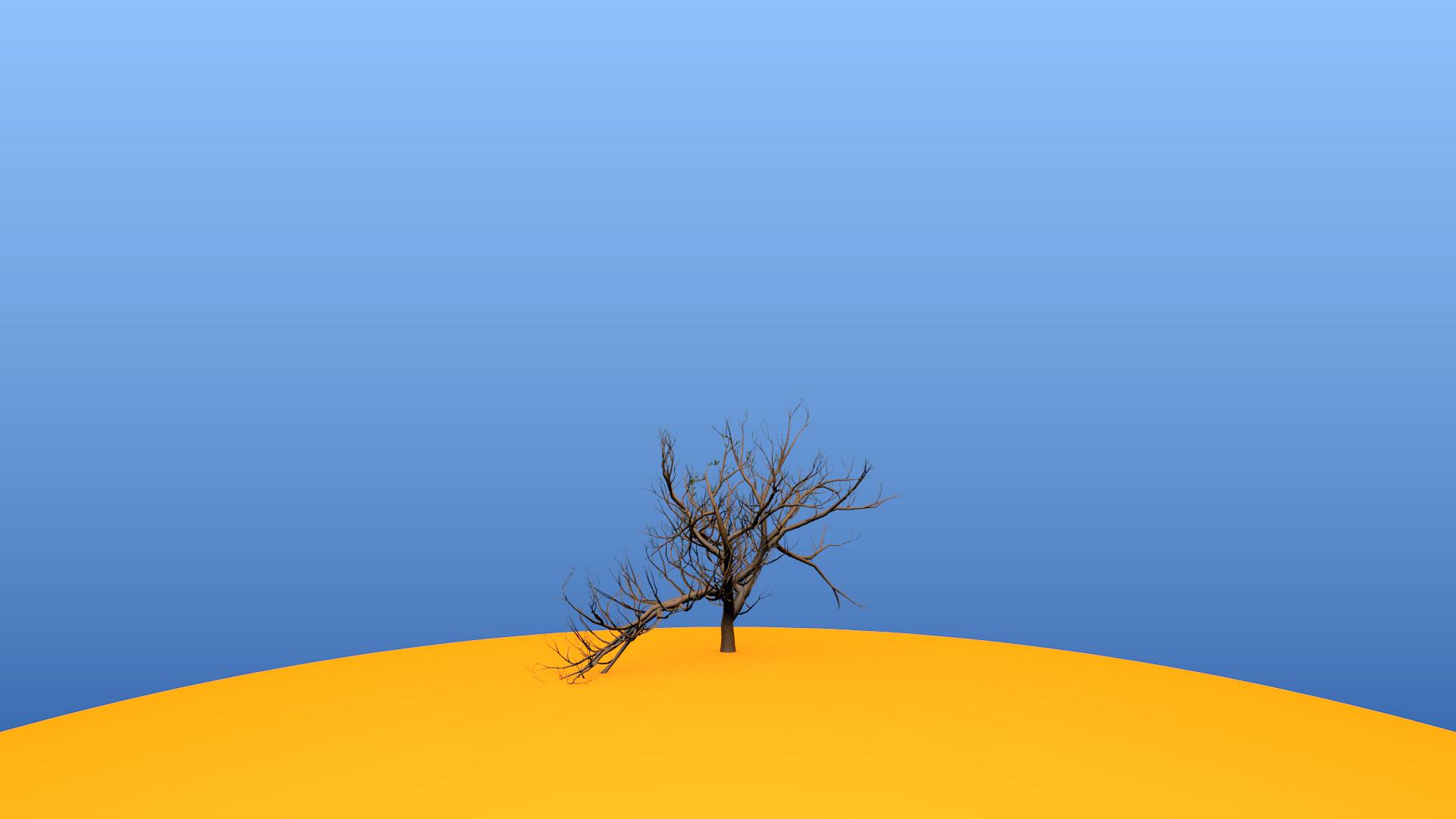 Tree by Pitel