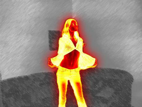 My own devil by Pitel
