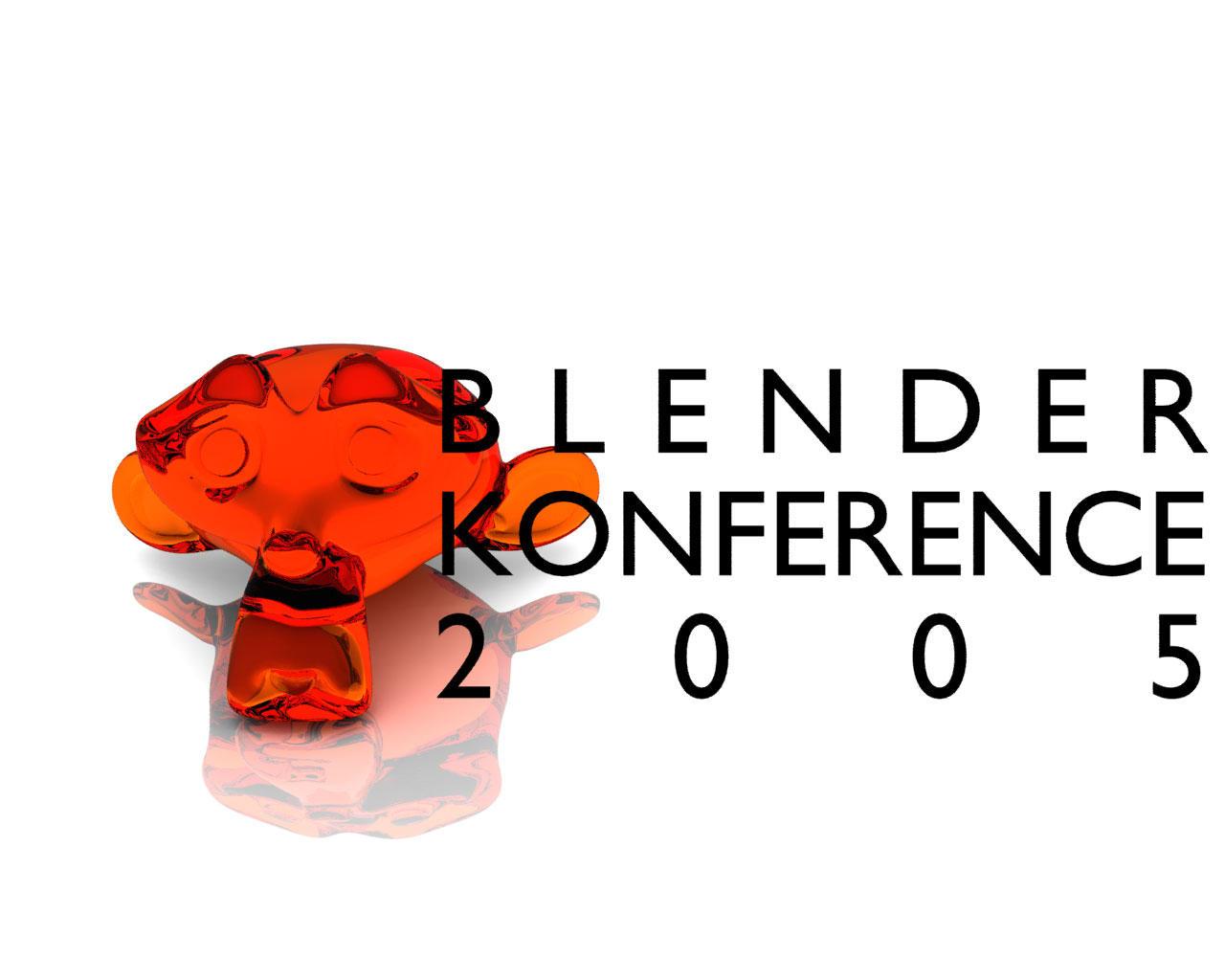 Blender konference 2005 by Pitel
